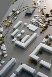 Urban Conceptual Model of a Small City Area