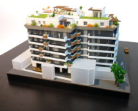 Green building model